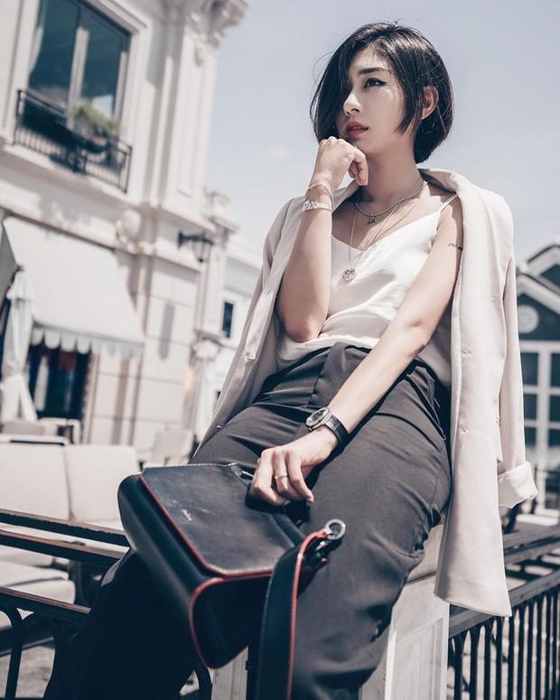 Ngọc Anh, Nam Thương lên đồ trẻ trung, đọ vẻ sang chảnh với Huyền Baby trong street style hot mom tuần này - Ảnh 6.