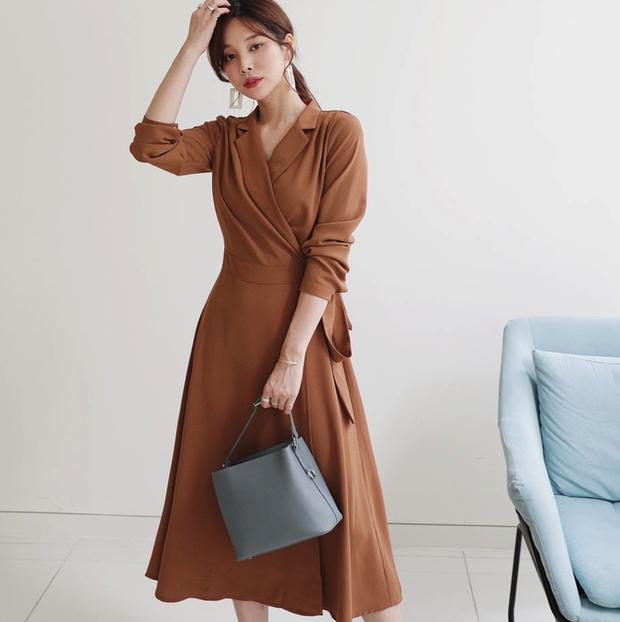 """4 kiểu váy đáng sắm nhất mùa Thu 2019, nàng công sở xem qua cũng """"tậu"""" được vài cái - Ảnh 7."""