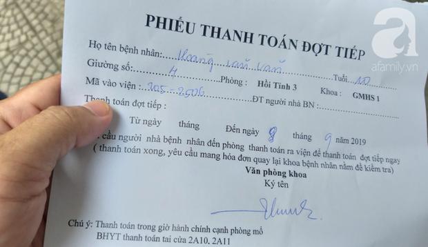 Bố của bé trai 10 tuổi bị người thân chém đứt lìa bàn tay ở Bắc Giang: Giờ tôi chưa dám lại nhìn con - Ảnh 9.