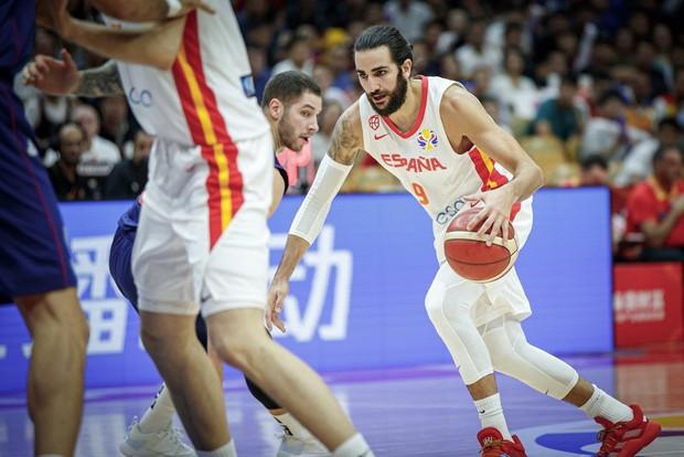 Kết quả ngày thi đấu 8/9 FIBA World Cup 2019: Hủy diệt Serbia, Tây Ban Nha toàn thắng sau vòng bảng - Ảnh 9.