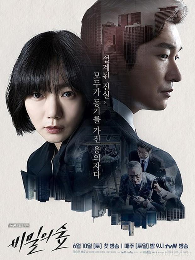 Bộ sậu đài công SBS - KBS - MBC thất thế nặng, phim truyền hình Hàn bây giờ là thời của đài cáp! - Ảnh 14.