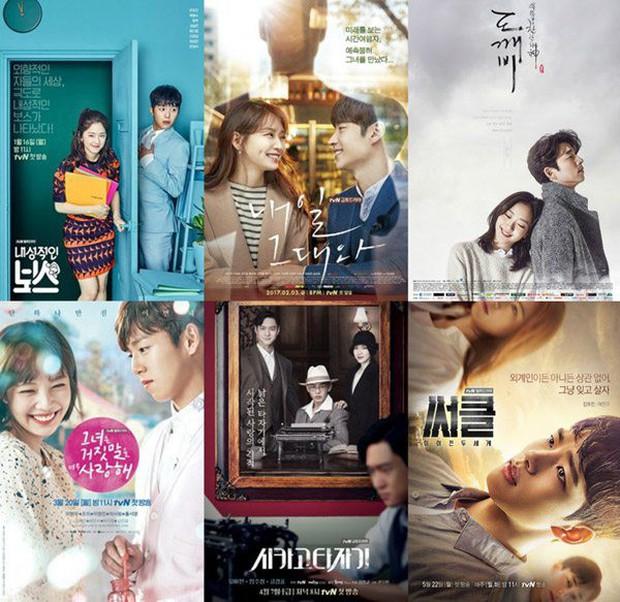 Bộ sậu đài công SBS - KBS - MBC thất thế nặng, phim truyền hình Hàn bây giờ là thời của đài cáp! - Ảnh 2.