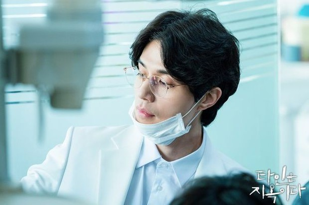 5 tạo hình lạnh lùng đến rợn tóc gáy của mỹ nam xứ Hàn: Lee Min Ho bá đạo không ai làm lại! - Ảnh 12.