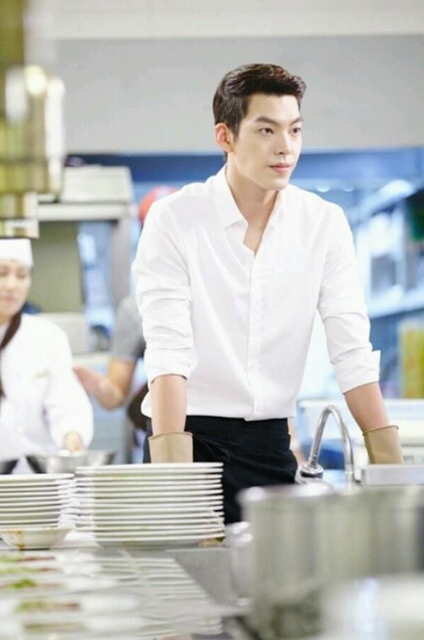5 tạo hình lạnh lùng đến rợn tóc gáy của mỹ nam xứ Hàn: Lee Min Ho bá đạo không ai làm lại! - Ảnh 5.