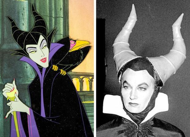 12 phiên bản đời thực của các nhân vật hoạt hình Disney kinh điển: Từ diễn viên nổi tiếng cho tới huyền thoại âm nhạc đều đủ cả - Ảnh 2.