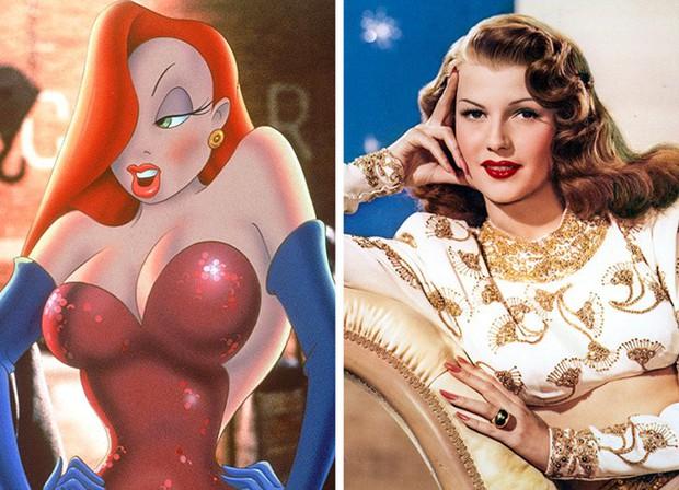 12 phiên bản đời thực của các nhân vật hoạt hình Disney kinh điển: Từ diễn viên nổi tiếng cho tới huyền thoại âm nhạc đều đủ cả - Ảnh 3.