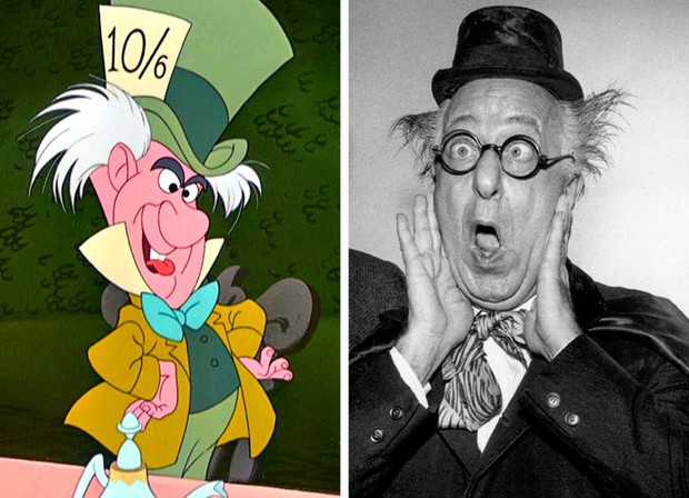 12 phiên bản đời thực của các nhân vật hoạt hình Disney kinh điển: Từ diễn viên nổi tiếng cho tới huyền thoại âm nhạc đều đủ cả - Ảnh 4.