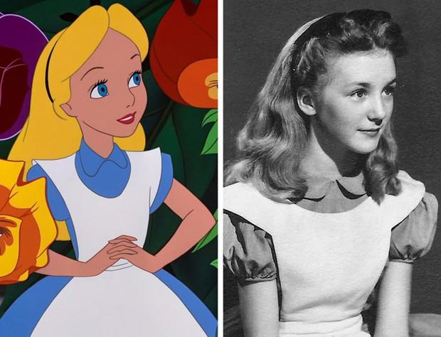12 phiên bản đời thực của các nhân vật hoạt hình Disney kinh điển: Từ diễn viên nổi tiếng cho tới huyền thoại âm nhạc đều đủ cả - Ảnh 10.