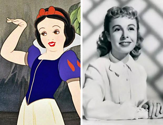 12 phiên bản đời thực của các nhân vật hoạt hình Disney kinh điển: Từ diễn viên nổi tiếng cho tới huyền thoại âm nhạc đều đủ cả - Ảnh 12.
