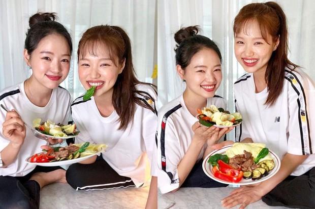 Học ngay loạt bí kíp nhỏ mà có võ giúp nàng PT Hàn Quốc giữ dáng chuẩn, ăn nhiều cũng không lo béo - Ảnh 5.