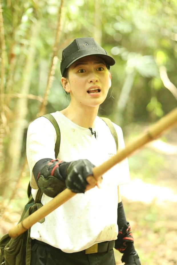 Mỹ nhân hành động: Trương Quỳnh Anh lớn tiếng với giám khảo sau khi bị loại và chơi xấu đối thủ - Ảnh 5.