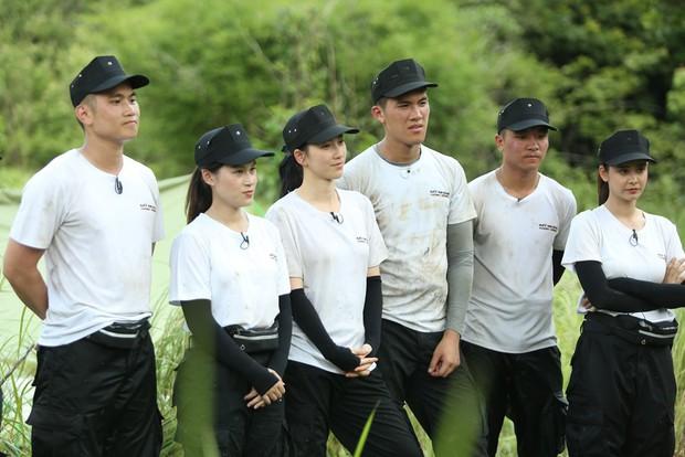 Mỹ nhân hành động: Trương Quỳnh Anh lớn tiếng với giám khảo sau khi bị loại và chơi xấu đối thủ - Ảnh 1.