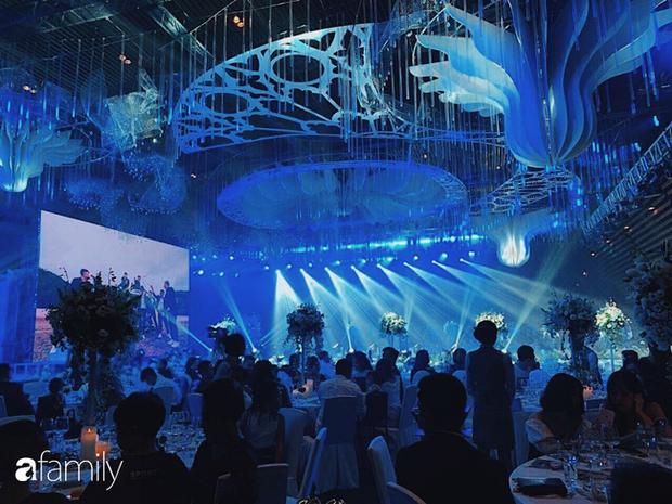 Sốc: Hé lộ thực đơn trong bữa tiệc cưới gần 20 tỷ của con gái đại gia Minh Nhựa, toàn sơn hào hải vị nhưng số lượng món ăn mới gây bất ngờ - Ảnh 8.