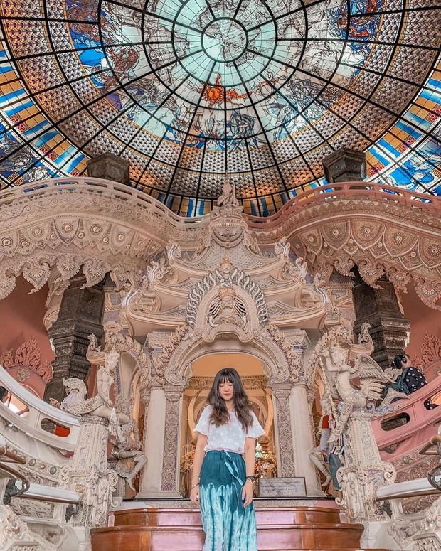 Bảo tàng sống ảo đẹp nhất Bangkok khiến ai vào xong cũng muốn truyền thái y vì không gian quá ảo diệu - Ảnh 4.