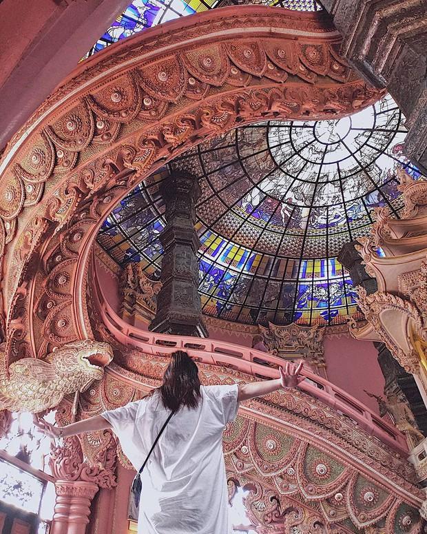Bảo tàng sống ảo đẹp nhất Bangkok khiến ai vào xong cũng muốn truyền thái y vì không gian quá ảo diệu - Ảnh 11.