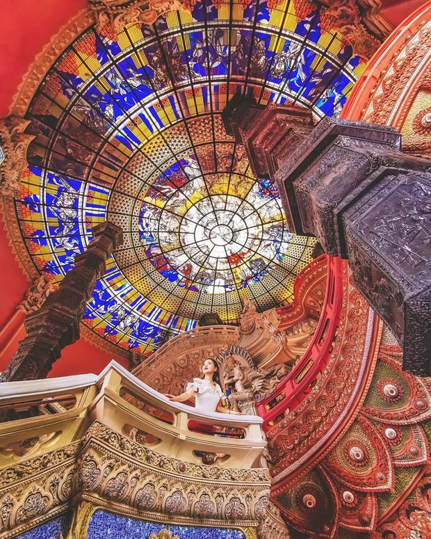Bảo tàng sống ảo đẹp nhất Bangkok khiến ai vào xong cũng muốn truyền thái y vì không gian quá ảo diệu - Ảnh 1.