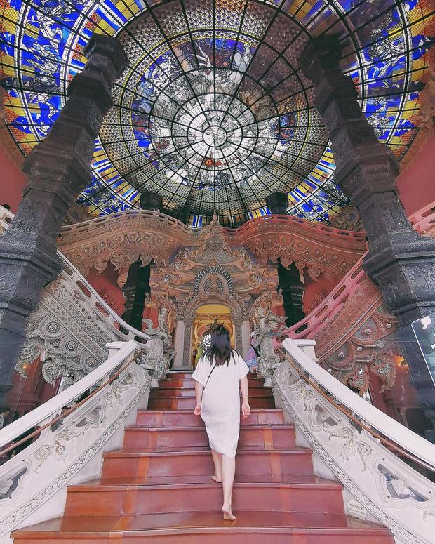 Bảo tàng sống ảo đẹp nhất Bangkok khiến ai vào xong cũng muốn truyền thái y vì không gian quá ảo diệu - Ảnh 8.