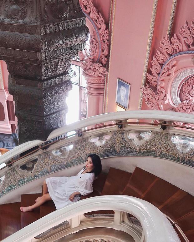 Bảo tàng sống ảo đẹp nhất Bangkok khiến ai vào xong cũng muốn truyền thái y vì không gian quá ảo diệu - Ảnh 10.