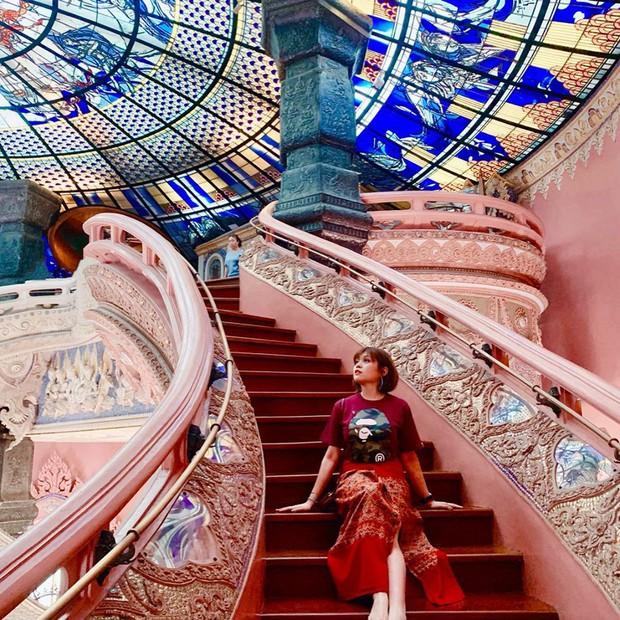 Bảo tàng sống ảo đẹp nhất Bangkok khiến ai vào xong cũng muốn truyền thái y vì không gian quá ảo diệu - Ảnh 6.
