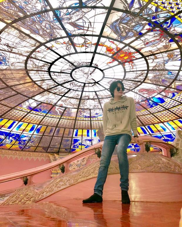 Bảo tàng sống ảo đẹp nhất Bangkok khiến ai vào xong cũng muốn truyền thái y vì không gian quá ảo diệu - Ảnh 13.