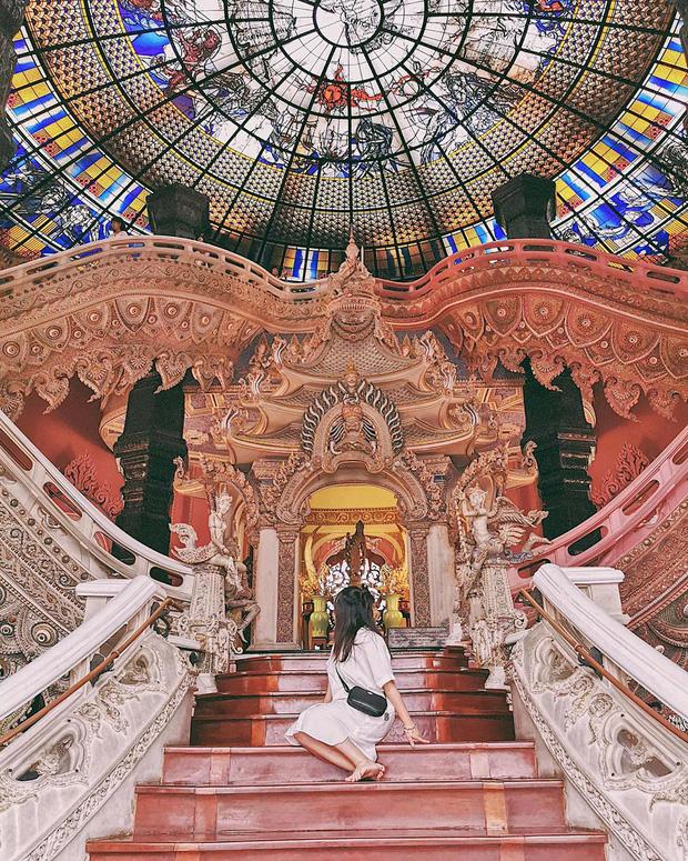 Bảo tàng sống ảo đẹp nhất Bangkok khiến ai vào xong cũng muốn truyền thái y vì không gian quá ảo diệu - Ảnh 5.