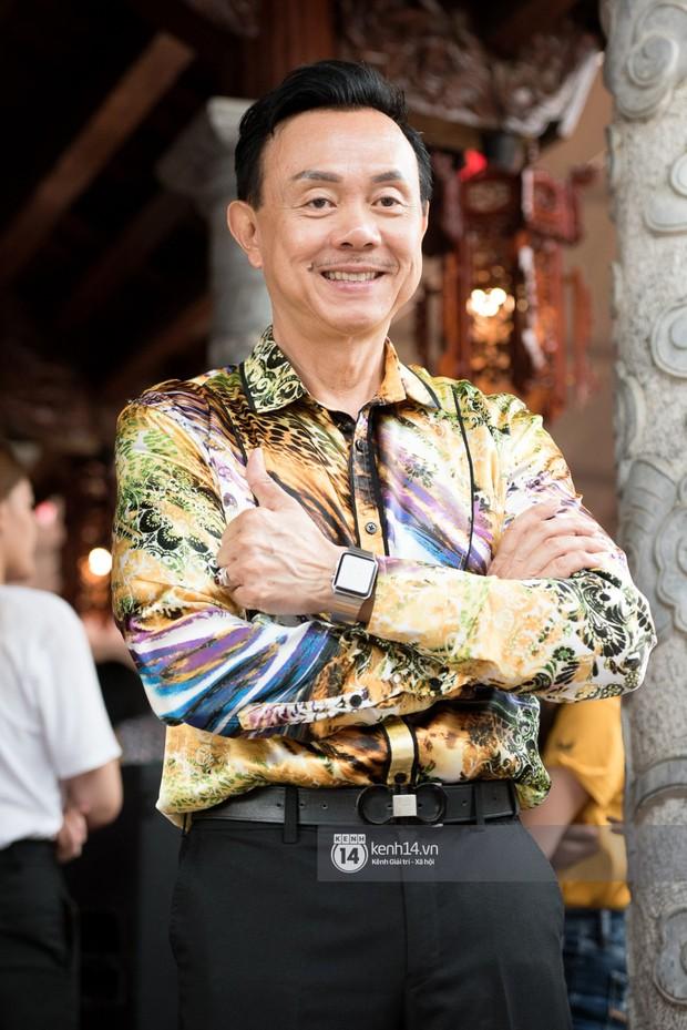 Đào Bá Lộc, Huỳnh Lập cùng dàn nghệ sĩ tề tựu tại nhà thờ của Hoài Linh dự giỗ tổ sân khấu - Ảnh 3.