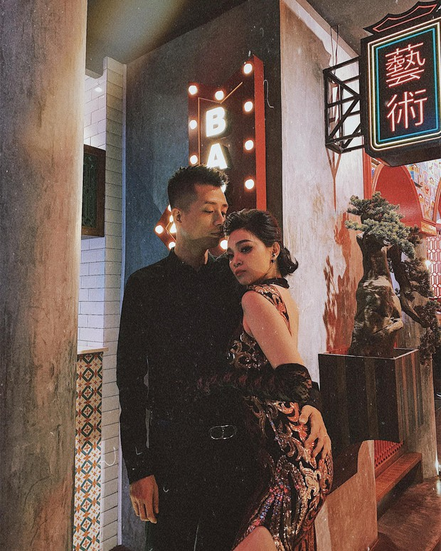 Hot mom Ngọc Mon cùng hội bạn thân sườn xám như poster phim đài TVB:  - Ảnh 5.