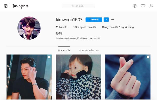 Rần rần tin Kim Woo Bin khoe ảnh mới lên Instagram báo hiệu comeback sau 2 năm, công ty quản lý nói gì? - Ảnh 1.