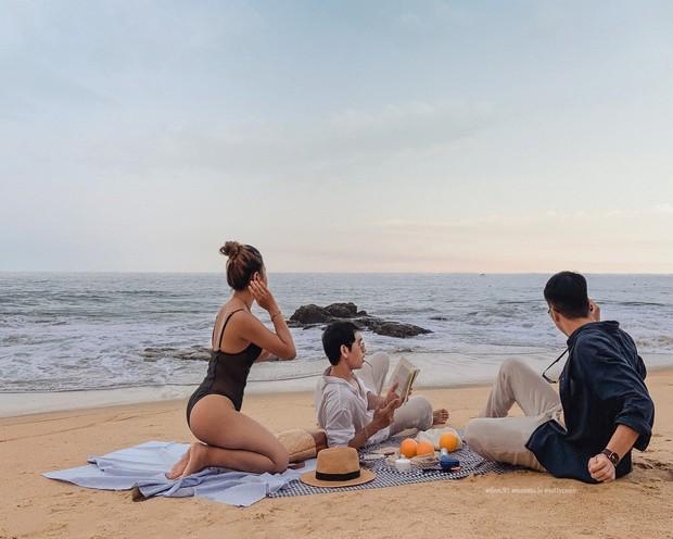 """Hội bạn ở 3 miền Bắc - Trung - Nam """"chịu"""" đi du lịch cùng nhau đã đáng khâm phục rồi, còn cho ra đời bộ ảnh Quy Nhơn xuất sắc như này thì ai chơi lại? - Ảnh 8."""