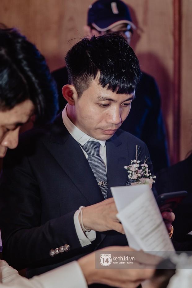 Sốc: Hé lộ thực đơn trong bữa tiệc cưới gần 20 tỷ của con gái đại gia Minh Nhựa, toàn sơn hào hải vị nhưng số lượng món ăn mới gây bất ngờ - Ảnh 4.