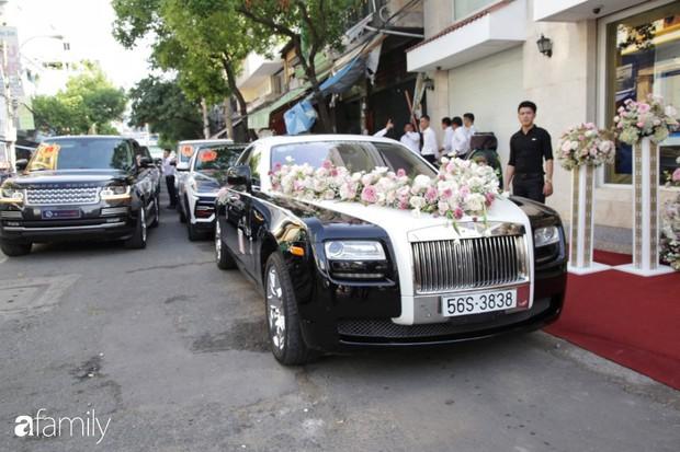 Con gái Minh Nhựa và bạn trai thời cấp 2: Chặng đường yêu tan hợp khép lại bằng đám cưới 20 tỷ ngập trong siêu xe và kim cương - Ảnh 9.