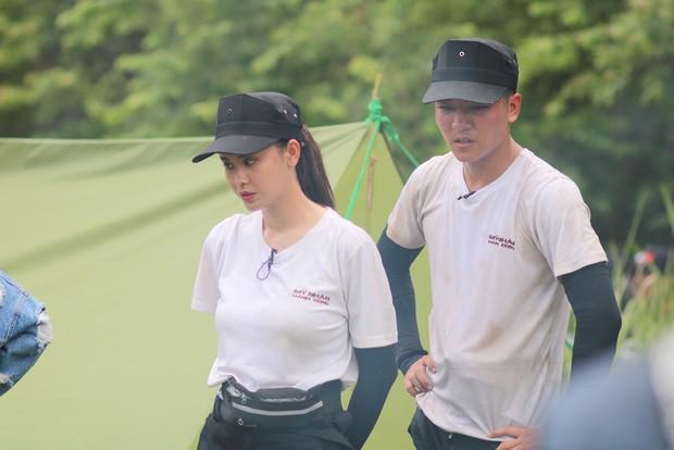 Mỹ nhân hành động: Trương Quỳnh Anh lớn tiếng với giám khảo sau khi bị loại và chơi xấu đối thủ - Ảnh 6.