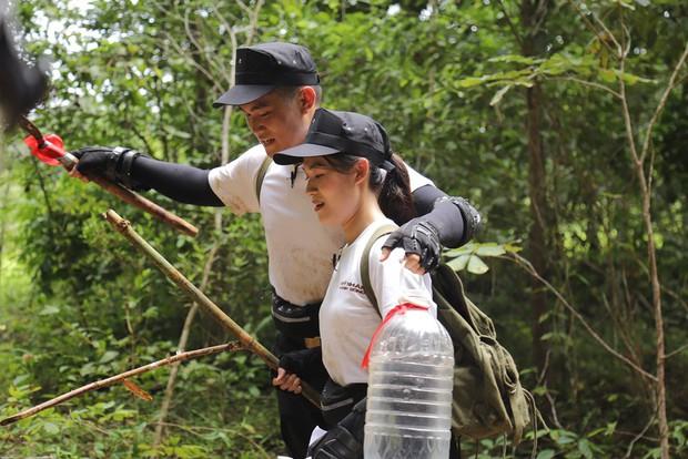 Mỹ nhân hành động: Trương Quỳnh Anh lớn tiếng với giám khảo sau khi bị loại và chơi xấu đối thủ - Ảnh 7.