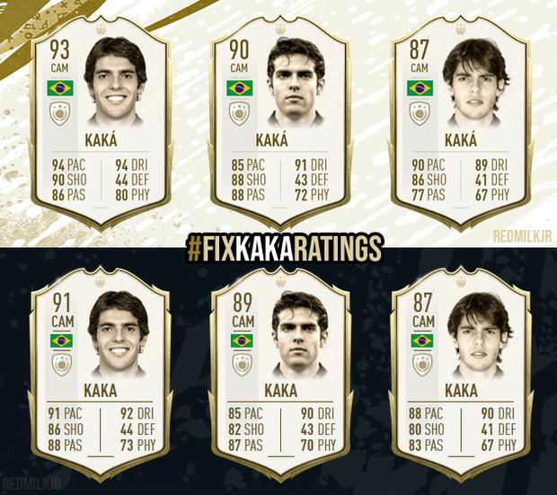 Thiên thần Kaka đã có mặt trong FIFA 20 với thẻ ICON, một ngày không xa sẽ là trên FIFA Online 4 - Ảnh 4.