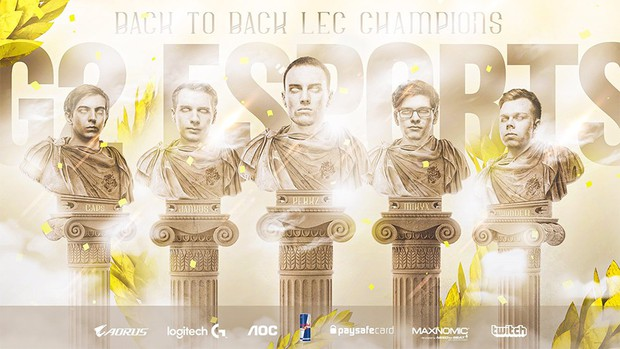 Chung kết LEC mùa Hè 2019: G2 Esports vẫn là ông vua của châu Âu - Ảnh 5.