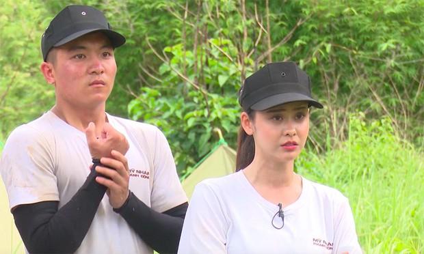 Mỹ nhân hành động: Trương Quỳnh Anh lớn tiếng với giám khảo sau khi bị loại và chơi xấu đối thủ - Ảnh 13.