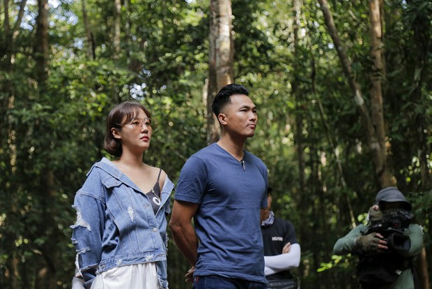 Mỹ nhân hành động: Trương Quỳnh Anh lớn tiếng với giám khảo sau khi bị loại và chơi xấu đối thủ - Ảnh 2.