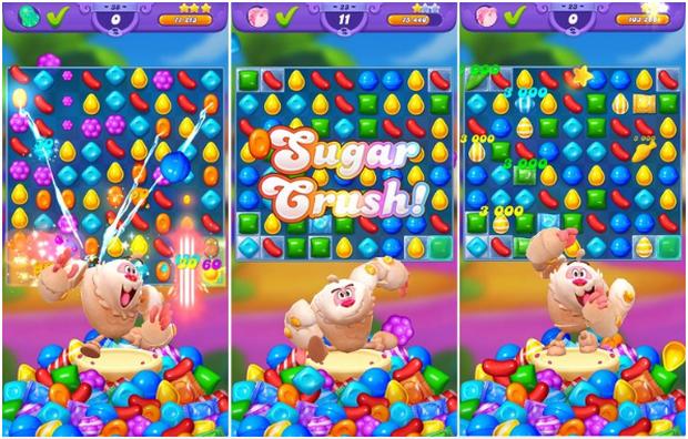 Các cô gái BlackPink đắm đuối với trải nghiệm mới cực hay ho từ tựa game Candy Crush - Ảnh 5.