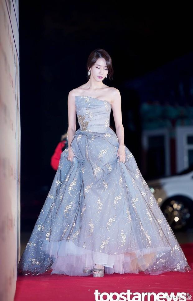 Đẳng cấp nữ thần của Yoona nên mặc váy bánh bèo hay suit cá tính mới hợp? - Ảnh 1.