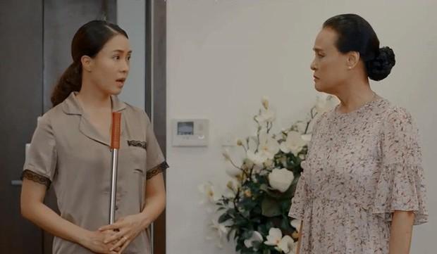 Chán hiền lành, Khuê (Hoa Hồng Trên Ngực Trái) giờ đây đã biết bật chồng tanh tách sau những ngày bị cắm sừng - Ảnh 3.