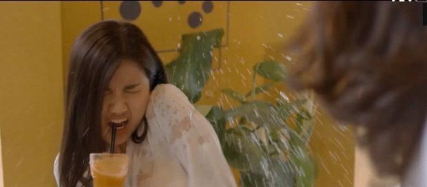 Chán hiền lành, Khuê (Hoa Hồng Trên Ngực Trái) giờ đây đã biết bật chồng tanh tách sau những ngày bị cắm sừng - Ảnh 7.