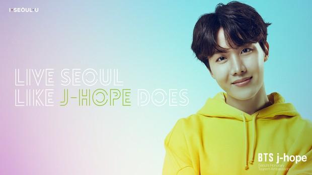 HOT: BTS chính thức trở thành đại sứ quảng bá du lịch Seoul, giờ thì Hàn Quốc sẽ còn đông du khách tới mức nào nữa đây? - Ảnh 4.