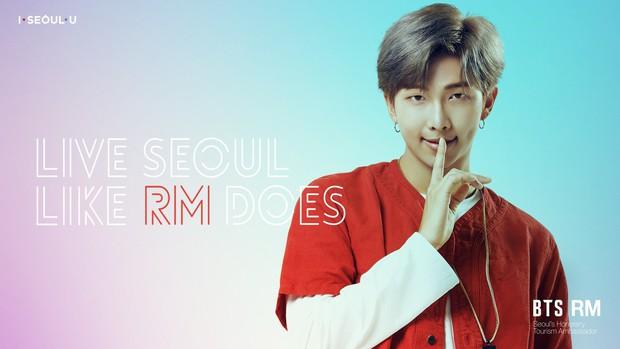 HOT: BTS chính thức trở thành đại sứ quảng bá du lịch Seoul, giờ thì Hàn Quốc sẽ còn đông du khách tới mức nào nữa đây? - Ảnh 8.