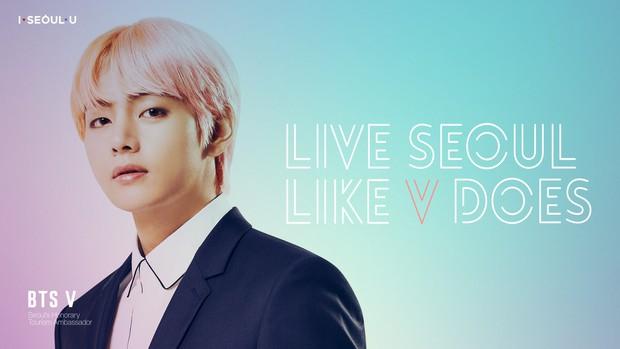 HOT: BTS chính thức trở thành đại sứ quảng bá du lịch Seoul, giờ thì Hàn Quốc sẽ còn đông du khách tới mức nào nữa đây? - Ảnh 10.
