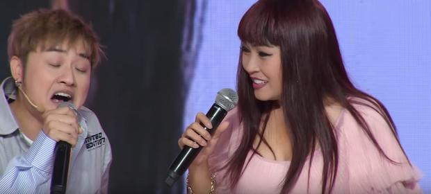 Không còn hát chen ngang, Thanh Duy lên hẳn sân khấu để hóa Phương Thanh phiên bản lầy lội - Ảnh 3.