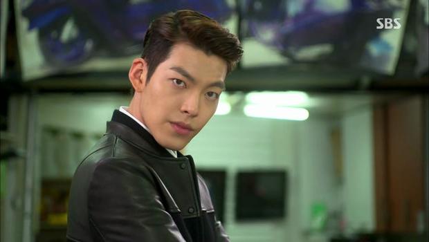 5 tạo hình lạnh lùng đến rợn tóc gáy của mỹ nam xứ Hàn: Lee Min Ho bá đạo không ai làm lại! - Ảnh 4.