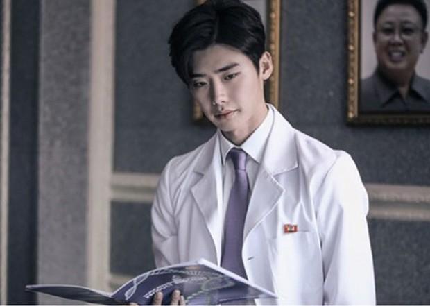 5 tạo hình lạnh lùng đến rợn tóc gáy của mỹ nam xứ Hàn: Lee Min Ho bá đạo không ai làm lại! - Ảnh 10.