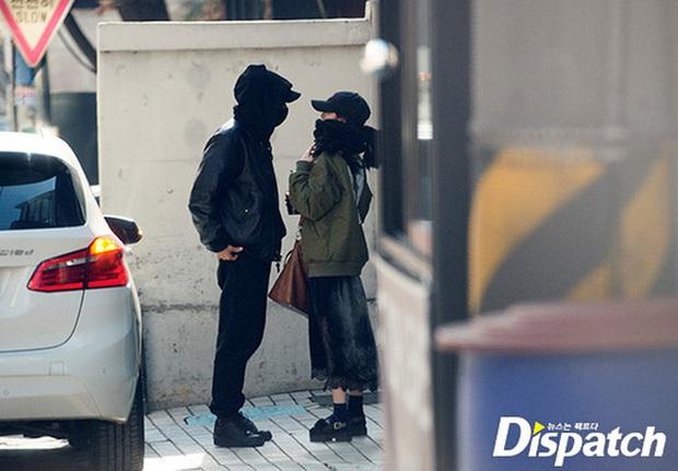 Cặp đôi bị nhầm thành V (BTS) và Jisoo (BLACKPINK) là ai, hiện giờ ra sao sau 2 năm Dispatch khui? - Ảnh 1.