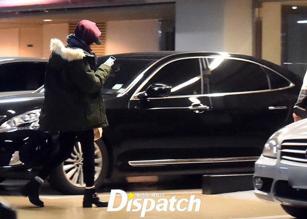 Bộ ảnh hẹn hò ngày 1/1 của Junsu (JYJ) và Hani (EXID) leo lên No.1 Dispatch, dân tình náo loạn tưởng cặp đôi quay lại - Ảnh 8.