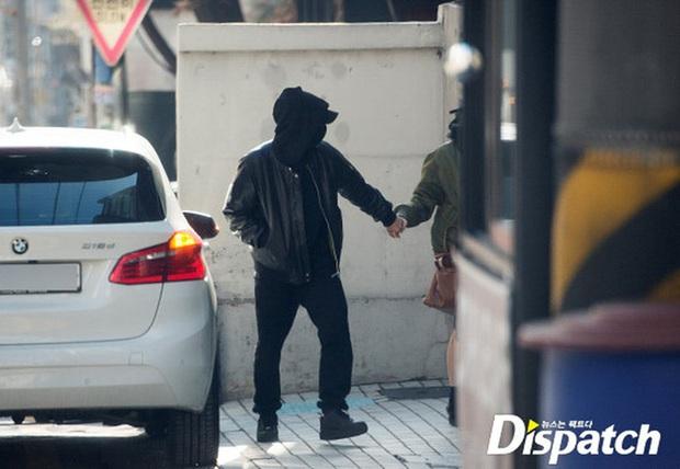 Cặp đôi bị nhầm thành V (BTS) và Jisoo (BLACKPINK) là ai, hiện giờ ra sao sau 2 năm Dispatch khui? - Ảnh 2.